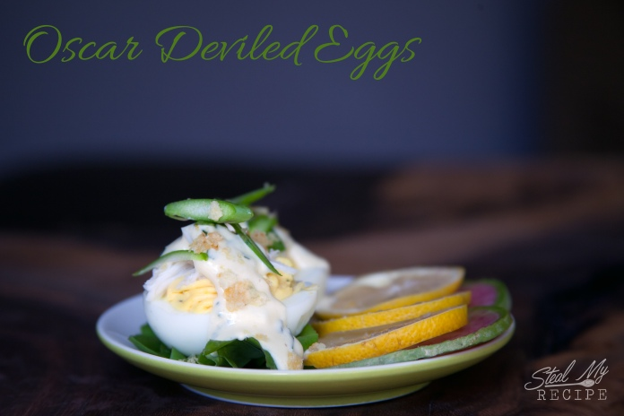 logo devilled eggs